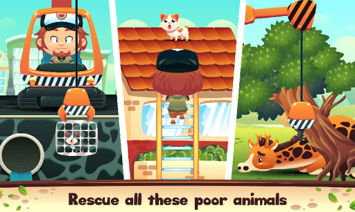 marbel pets rescue screenshot 2