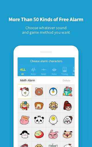 AlarmMon - Free Alarm Clock 7.3.7 screenshots 4