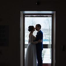 Wedding photographer Anastasiya Obolenskaya (obolenskaya). Photo of 27.02.2018