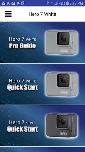 Hero 7 White from Procam screenshot 2