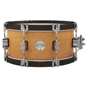 "14"" x6,5"" PDP Concept Classic Maple Virveltrumma - Natural/Walnut Finish"