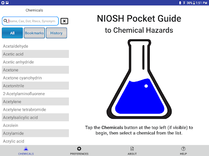 NIOSH Mobile Pocket Guide for PC-Windows 7,8,10 and Mac apk screenshot 7