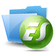 ES File Explorer (1.5 Cupcake) icon