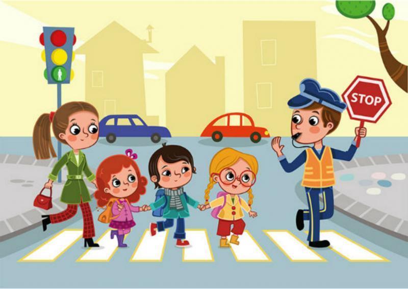 Дидактические и другие виды игры по ПДД в средней группе детского сада,  картотека с примерами тем