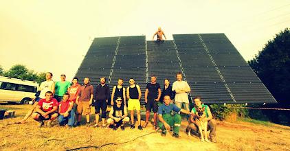Photo: eko power wioska budowniczy