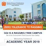 GGI is a Ragging Free Campus
