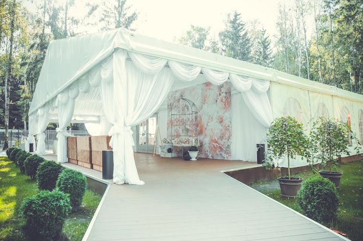 Фото №6 зала Большой летний шатер
