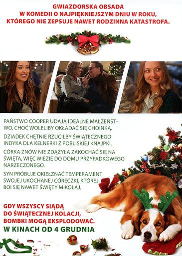 Tył ulotki filmu 'Kochajmy Się Od Święta'