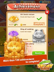 Sushi Master – Cooking story Apk Download For Android and Iphone 8