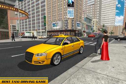 Code Triche Taxi Parking Games New APK MOD screenshots 3