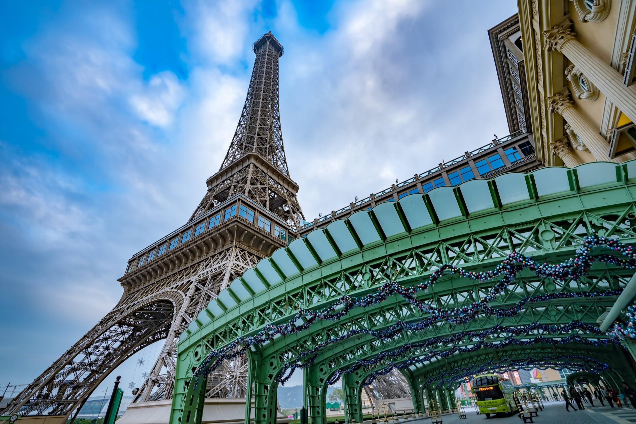 Parisian Macao Eiffel Tower1