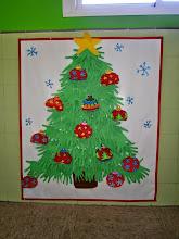Photo: Árbol de Navidad de 3º de primaria