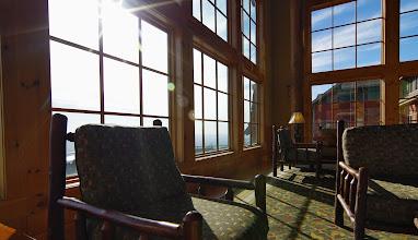 Photo: Lodge at Mt Magazine