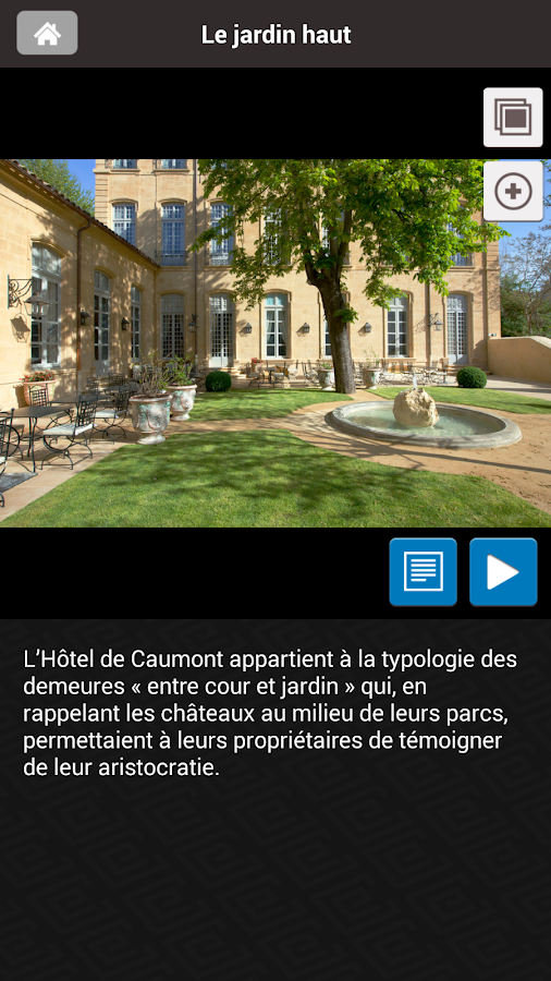 Caumont Centre d'Art- screenshot