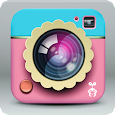 Snap Face Snappy Photo - Snap Camera Photo Collage icon