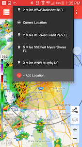 Storm Alert Lightning & Radar screenshot 9