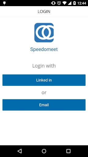 Speedomeet screenshot 2