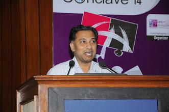 Photo: Harinarayan S, General Manager - Supply Chain Services, Signode India Ltd.