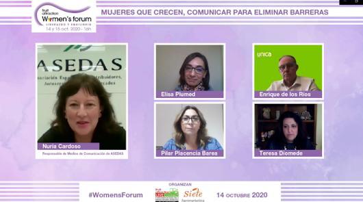 Women´s Forum nos muestra cómo avanzar en un liderazgo igualitario