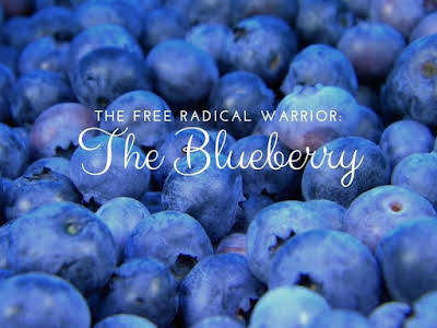 The Free Radical Warrior: The Blueberry