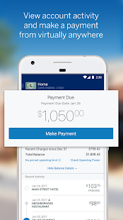 Amex Mobile- screenshot thumbnail