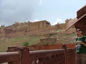 Photo: Jaipur - Fort Amber (XVI w)