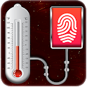 Body Temperature Tracker - Fever Thermometer Log icon