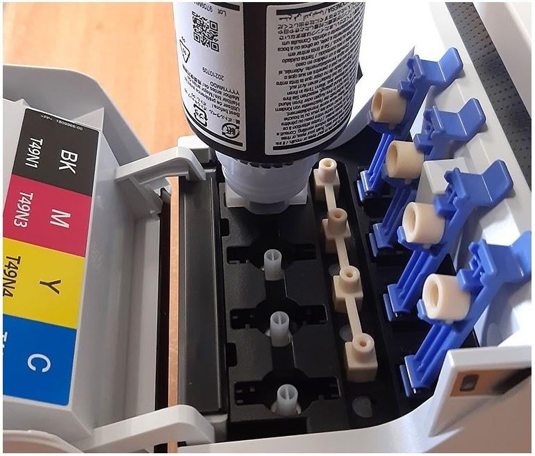 sublimation printer Epson F530