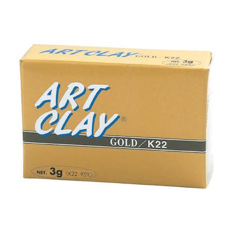 ArtClay guldlera - 3 g