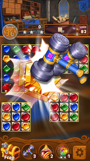 Jewels Magic Kingdom: Match-3 puzzle 1.3.12 screenshots 18