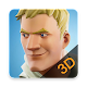 Fortnite 3D by AgonX