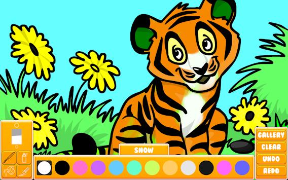 Animal Coloring Book 2017 APK Screenshot Thumbnail 1