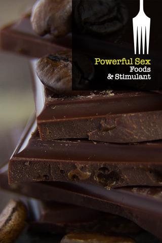 Powerful Sex Foods Stimulant
