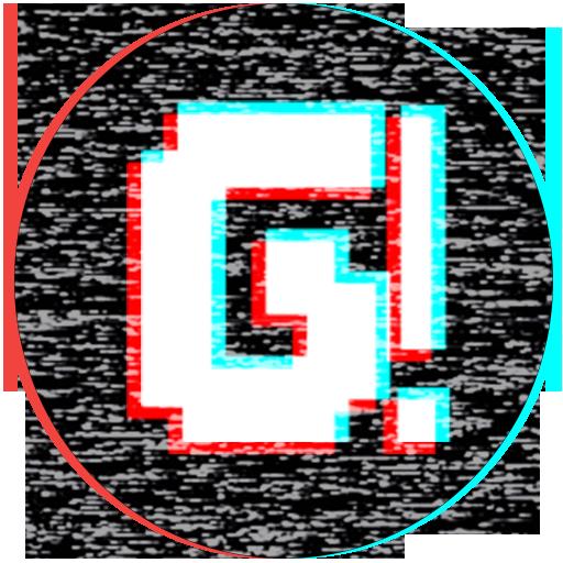 Vhs Camera Glitch Retro and Trippy Effects Editor