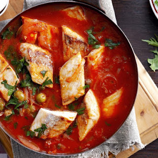Spicy Fish Hot Pot.