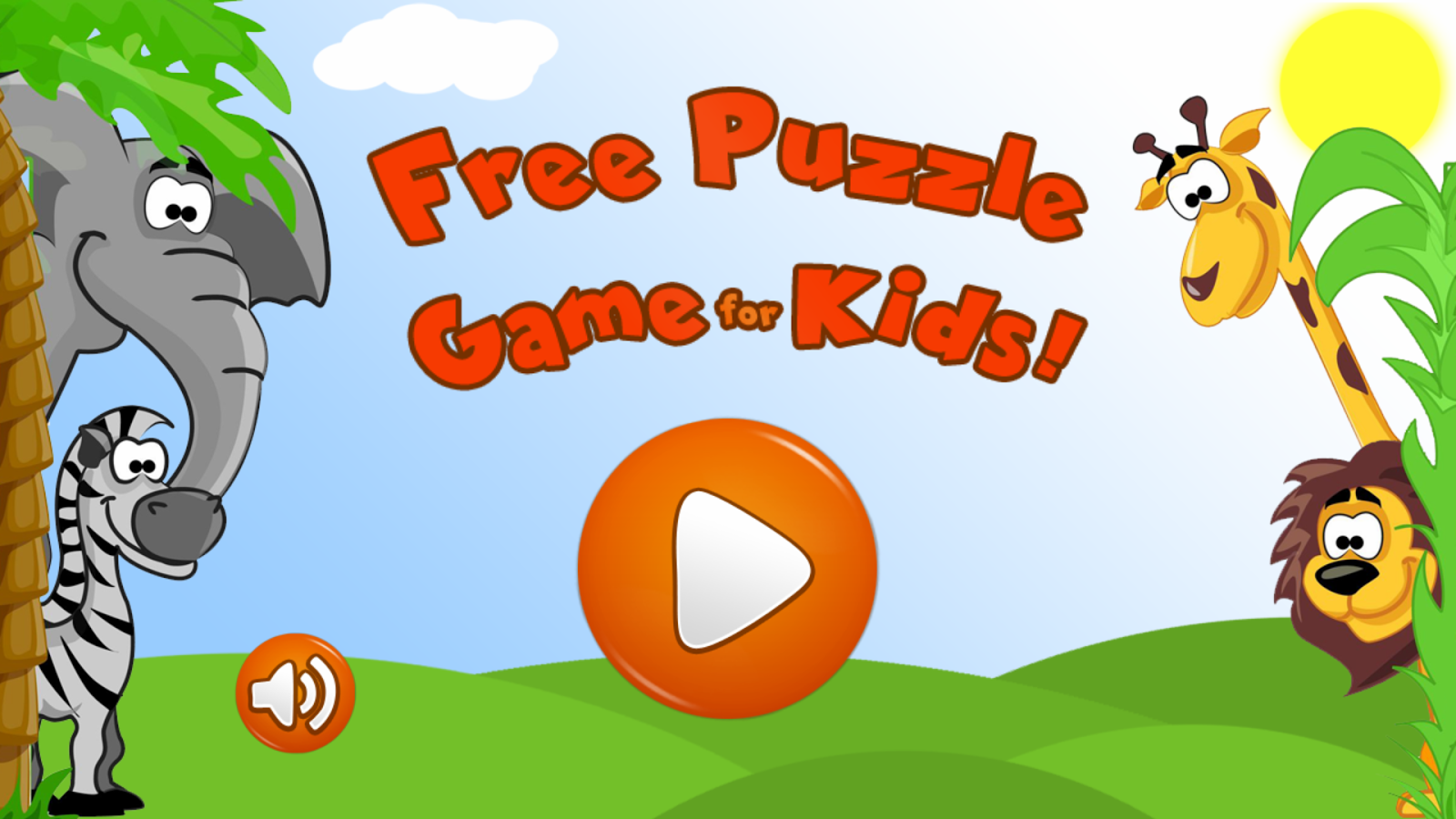 new puzzle game for toddlers screenshot