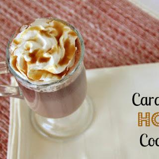 Decadent Caramel Hot Cocoa.