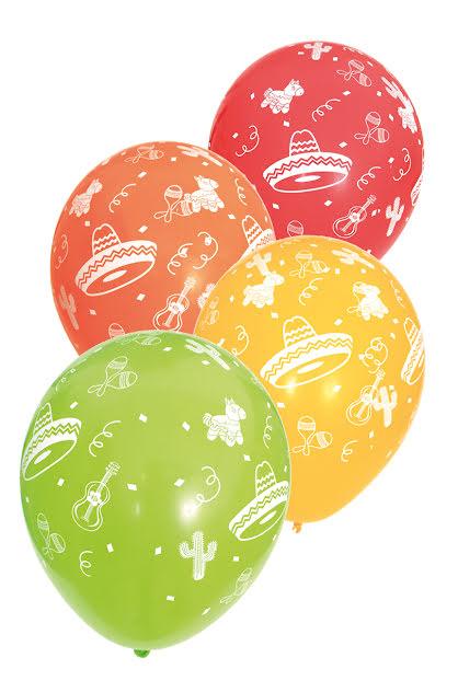Ballonger, Mexican party 6 st