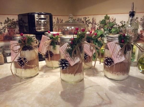 Peppermint Cocoa Mix In A Jar Recipe