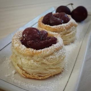 Lemon Cherry Tarts Recipes