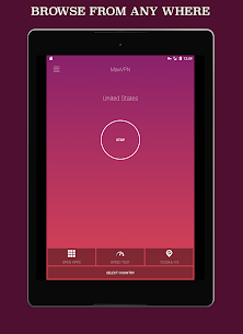 MaxVPN – Free Fast Connect & Unlimited VPN client App Download For Android 10
