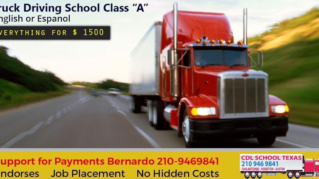 truck driver school in san antonio tx