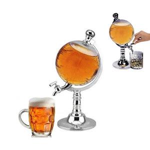 Dispenser de bauturi in forma de Glob Pamantesc