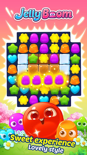 Jelly Boom screenshot 1