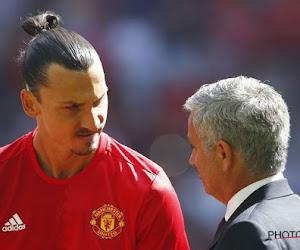"Mourinho: ""Zlatan a toujours une bonne attitude"""