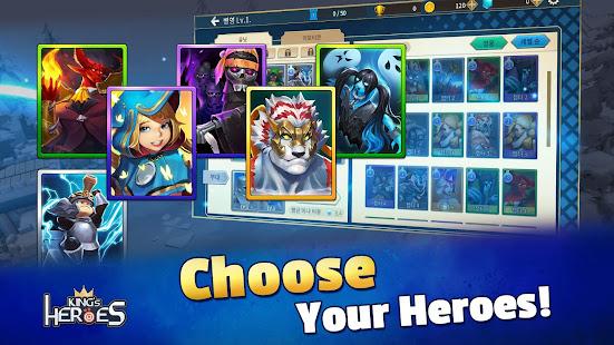 Hack Game King's Heroes apk free
