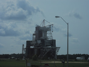 Photo: Largest rocket test stand in the world