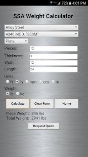 App Service Steel Calculator APK for Windows Phone