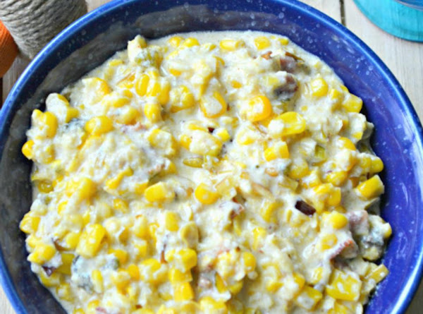 World's Best Cream Corn Recipe
