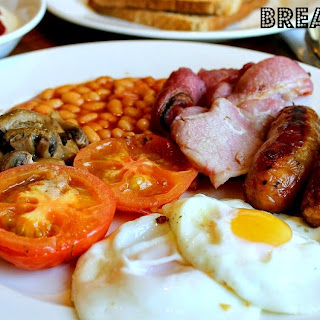 Travels and Travails and Full English Breakfast